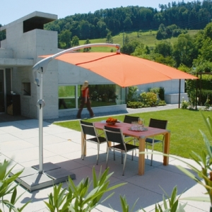 parasol deporte inclinable top parasol dport st tropez cassis en stock with parasol deporte. Black Bedroom Furniture Sets. Home Design Ideas