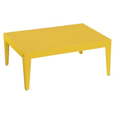 Table Basse Rectangulaire Zef Matière Grise Avant Première Sabz