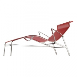 Chaise longue longframe 439 alias alberto meda sabz for Recherche chaise longue