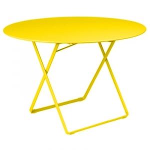 table de jardin ronde - Plein air, Fermob, Pascal Mourgue - sabz