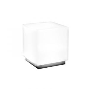 Cube lumineux light cube mono viteo sabz for Luminaire exterieur cube