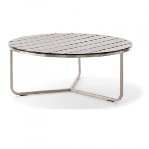 Table Basse Ronde Tobd Polyuréthane Coro Stefano Gallizioli Sabz