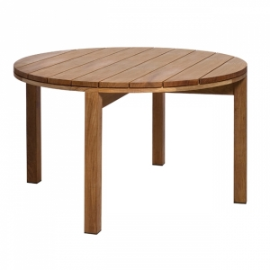 Table Ronde Teck : Table Ronde Pliante 77 Cm Bistro Savane Fermob Pictures