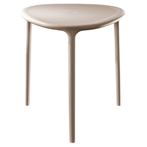 Table air table triangulaire magis jasper morrison sabz for Table triangulaire