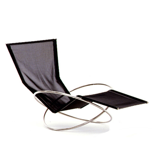 Chaise longue loop coro gala wright sabz for Recherche chaise longue