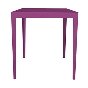 Table mange debout carrée - Zef PM
