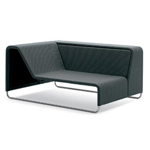 m ridienne accoudoir gauche island paola lenti. Black Bedroom Furniture Sets. Home Design Ideas