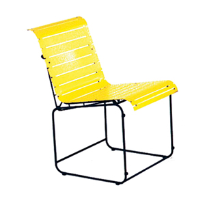 chaise de jardin - Up & Down, Fermob, Lucile Soufflet - sabz