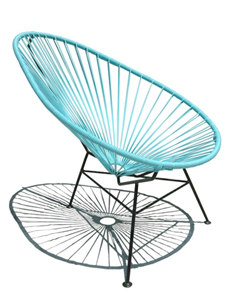 Acapulco Chair - Oficina Kreativa