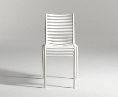 Chaise Pip-e de Philippe Starck